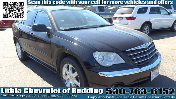 2008 CHRYSLER PACIFICA (2A8GM78X38R608764)