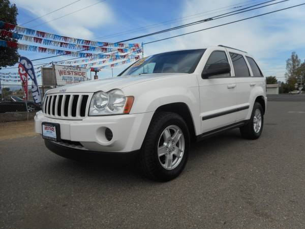 2OO7 JEEP GRAND CHEROKEE 4X4
