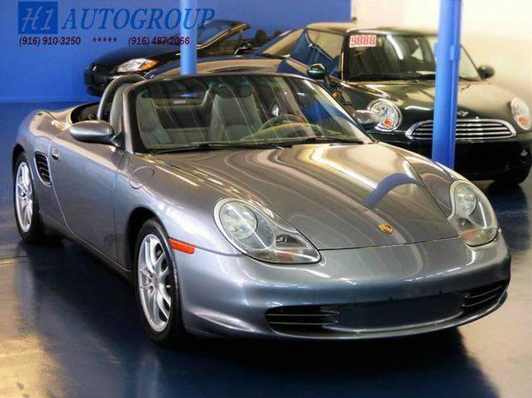 2004 *Porsche* *Boxster* Base 2dr Roadster