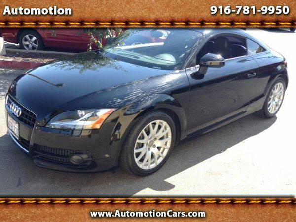 2008 *Audi* *TT* 3.2 quattro **Everyone Is Approved**