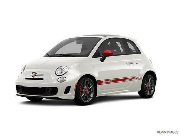 2013 Fiat 500 Abarth **CALL ROCK INCLUDES 100K/2YR WNTY*