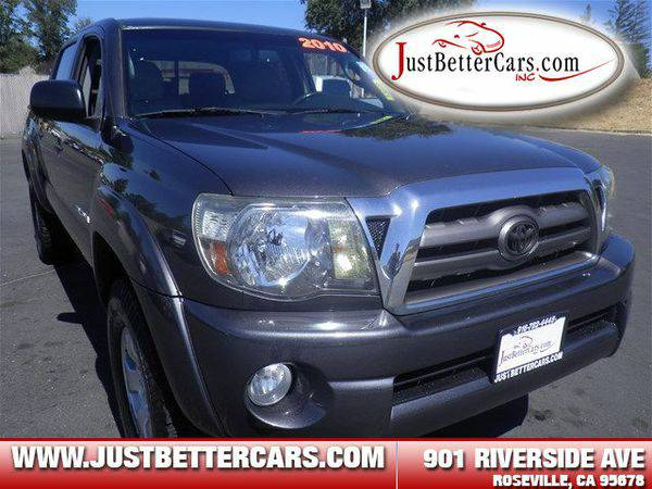 2010 *Toyota* *Tacoma* V6 - Love it OR Trade it Guarantee!