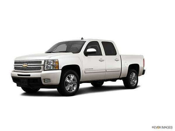 2013 Chevrolet Silverado **CALL ROCK *GM CERTIFIED!**