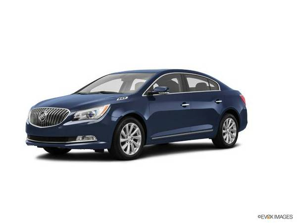 2015 Buick LaCrosse **CALL ROCK *GM CERTIFIED!**