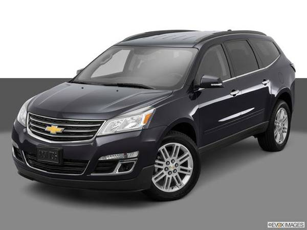 2015 Chevrolet Traverse **CALL ROCK *GM CERTIFIED!**