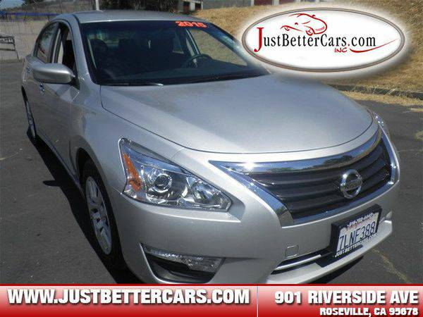 2015 *Nissan* *Altima* 2.5 S - Love it OR Trade it Guarantee!