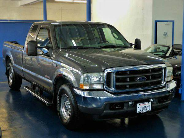 2004 *Ford* *F-250* *Super* *Duty* XLT 4dr SuperCab Rwd LB