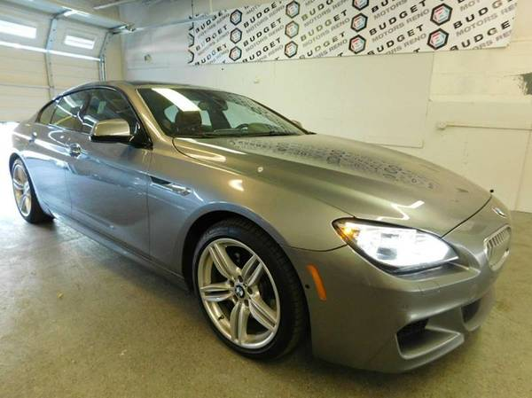 2014 BMW 6 Series Charcoal *Priced to Go!*