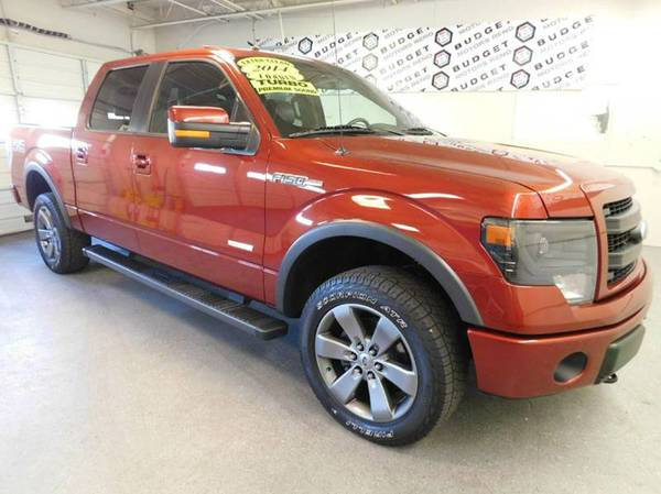 2014 Ford F-150 Copper Sweet deal!!!!