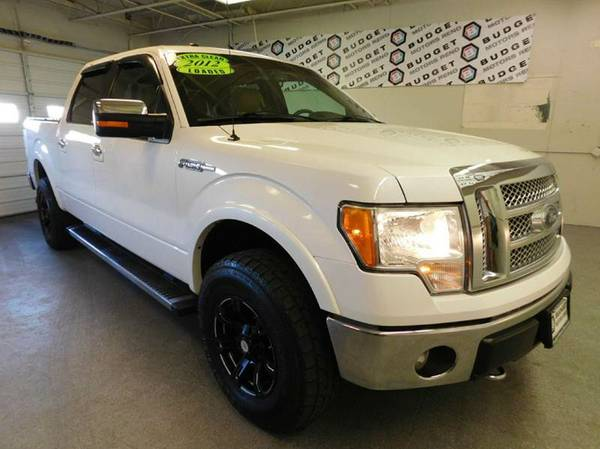 2012 Ford F-150 White *Priced to Go!*