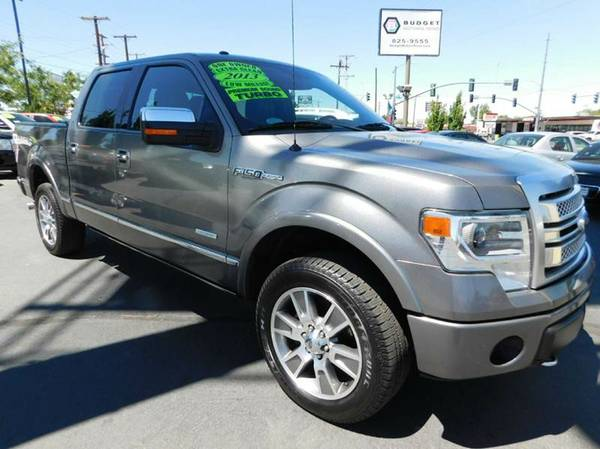2013 Ford F-150 Gray LOW PRICE....WOW!!!!