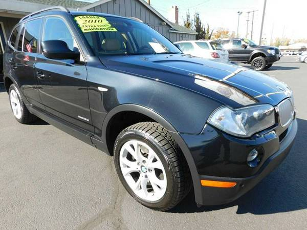 2010 BMW X3 Black Call Today!