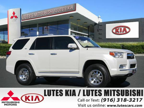 2010 Toyota 4Runner SR5 3RD Row *Lifted!* SUV