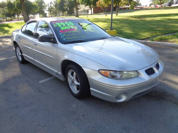2003 Pontiac Grand Prix GT, FWD, auto, 6cyl. 124k, 4dr, loaded, MINT!!