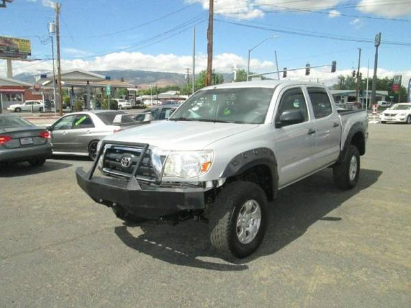 2008 Toyota Tacoma 4WD Dbl 6 speed manual!!!!BEST DEAL ONLINE