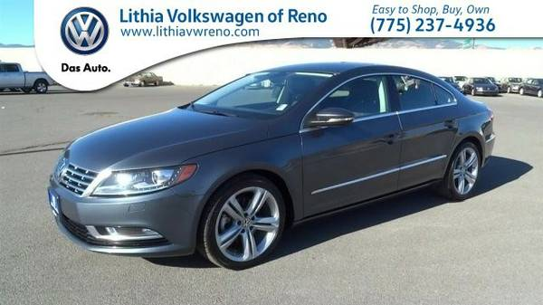 2013 Volkswagen CC SPORT (You Save $556 Below KBB Retail)