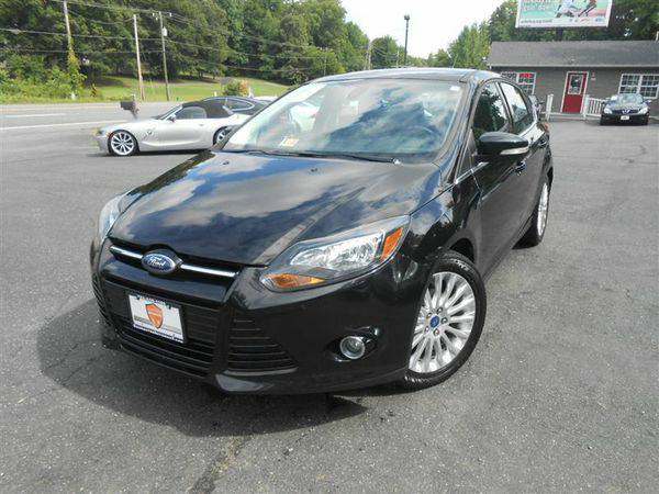 2012 *FORD* *FOCUS* Titanium ~ We FINANCE BAD CREDIT = $1500 Down