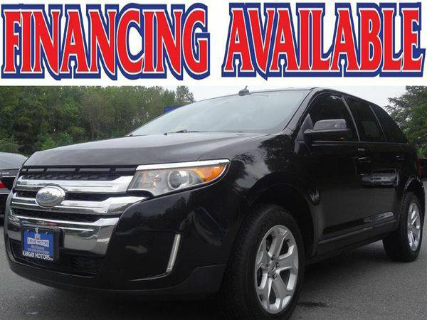 2013 *FORD* *EDGE* SEL WE FINANCE EVERYONE! CALL NOW!!!