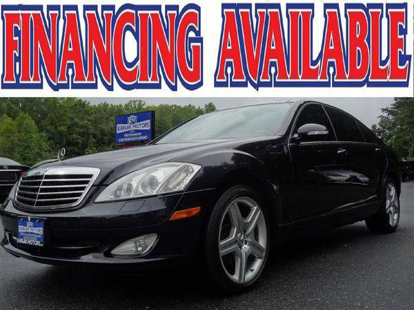 2009 *MERCEDES-BENZ* *S-CLASS* S550 WE FINANCE EVERYONE! CALL NOW!!!