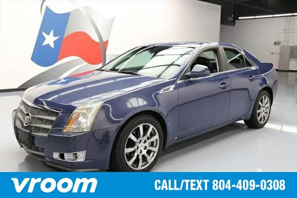 2009 Cadillac CTS 7 DAY RETURN / 3000 CARS IN STOCK