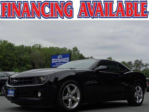 2010 *CHEVROLET* *CAMARO* 1LT WE FINANCE EVERYONE! CALL NOW!!!