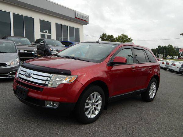 2007 *Ford* *Edge* SEL Plus -Easy Financing!!!
