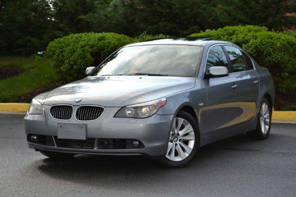 2007 *BMW* *5-Series* 550i - GUARANTEED FINANCING AVAILABLE