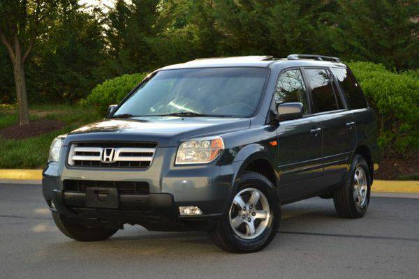 2006 *Honda* *Pilot* EX-L 4WD 5-Spd AT with Navigation - GUARANTEED FI