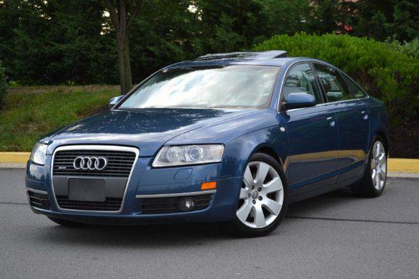 2005 *Audi* *A6* 4.2 with Tiptronic - GUARANTEED FINANCING AVAILABLE