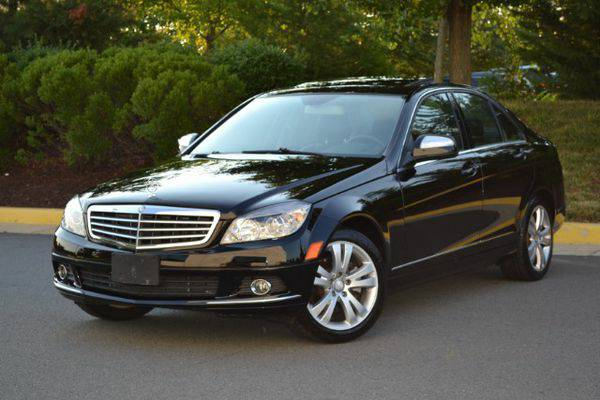 2008 *Mercedes-Benz* *C-Class* C300 Sport Sedan - GUARANTEED FINANCING