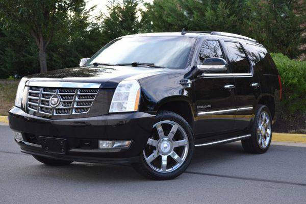 2008 *Cadillac* *Escalade* AWD Luxury - GUARANTEED FINANCING AVAILABLE