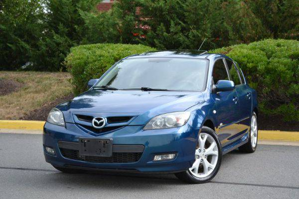 2007 *Mazda* *MAZDA3* s Touring 5-Door - GUARANTEED FINANCING AVAILABL