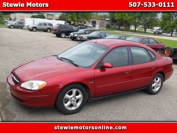Sold 2000 FORD TAURUS