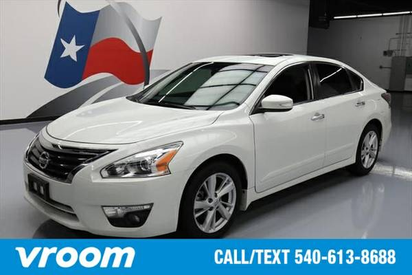 2014 Nissan Altima 7 DAY RETURN / 3000 CARS IN STOCK