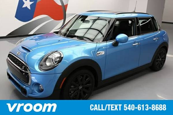 2015 MINI Hardtop Cooper S 4dr Hatchback Hatchback 7 DAY RETURN / 3000