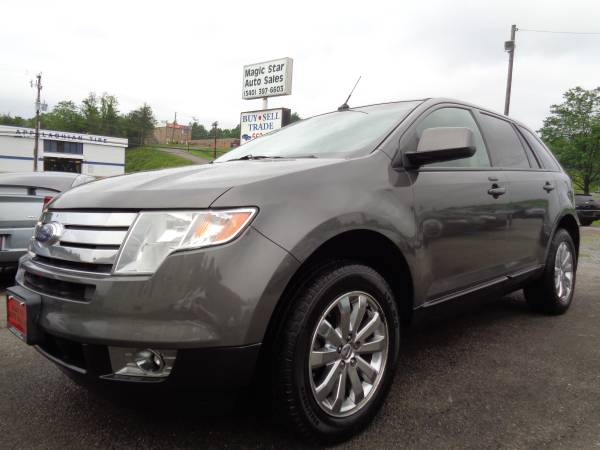 2010 FORD EDGE SEL AWD GREAT CONDITION