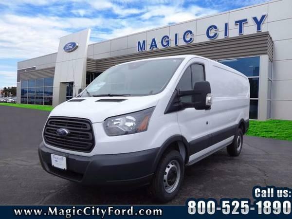 2016 *Ford Transit Cargo* 250 (White)