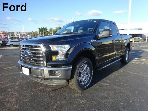 2016 *Ford F-150* XLT (Black)