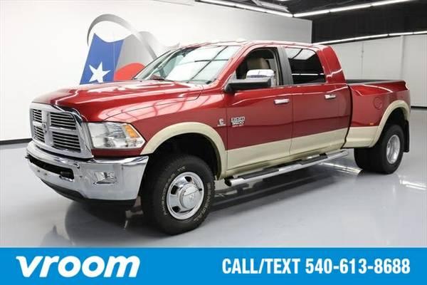 2011 Dodge Ram 3500 Laramie Longhorn 7 DAY RETURN / 3000 CARS IN STOCK