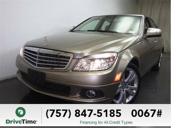 Beautiful 2008 *Mercedes-Benz C-Class* C300 Luxury 4MATIC (BEIGE) -...