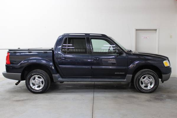 2002 FORD EXPLORER SPORT TRAC 4X4- IMMACULATE, LOW MILES!!