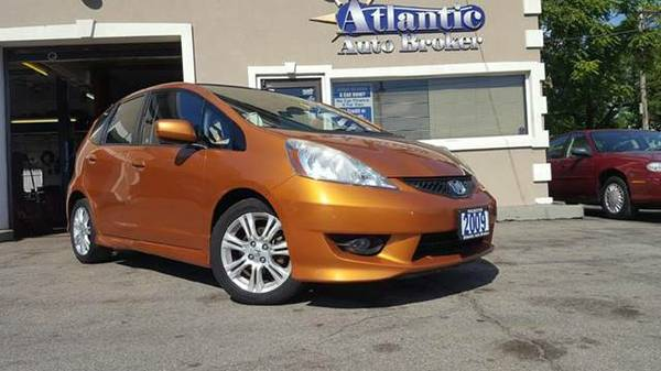 2009 HONDA FIT SPORT SUPER CLEAN, GREAT COLOR, 5 SPEED!!