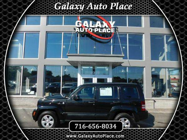 2012 *Jeep* *Liberty* Sport 4WD