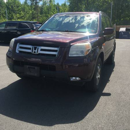 2007 HONDA PILOT SUV 3RD ROW GUARANTEED FINANCING FOR EVERYONE!
