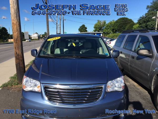 2012 Chrysler Town & Country - Get luxury cars with LOW money down!