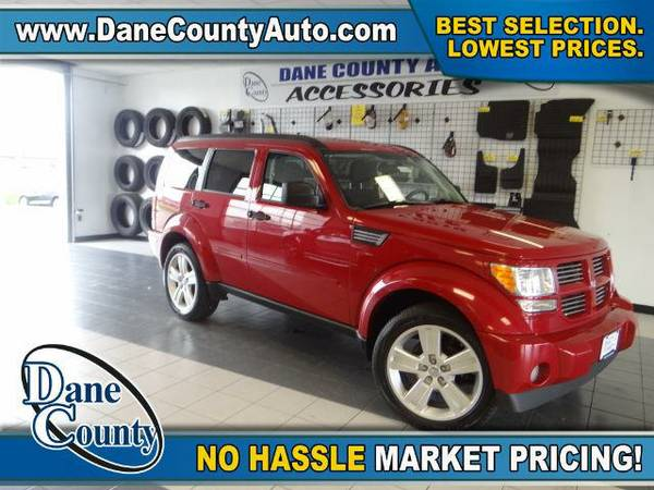 2011 *Dodge Nitro* Heat - Dodge Red