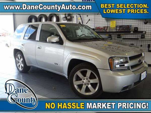 2007 *Chevrolet TrailBlazer* SS - Chevrolet Silverstone Metallic