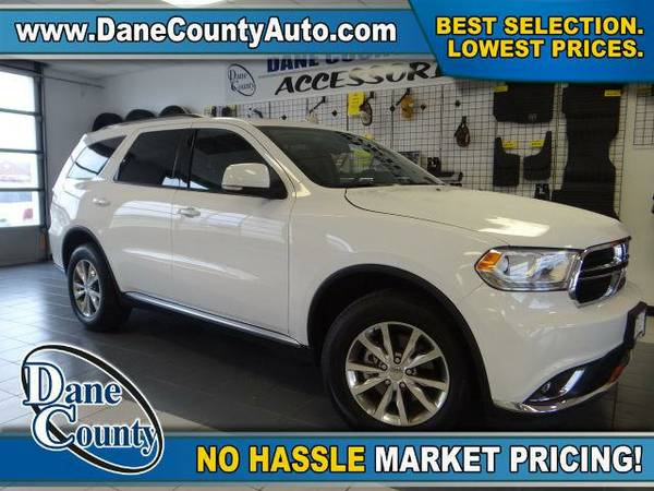 2015 *Dodge Durango* Limited - Dodge Bright White Clearcoat