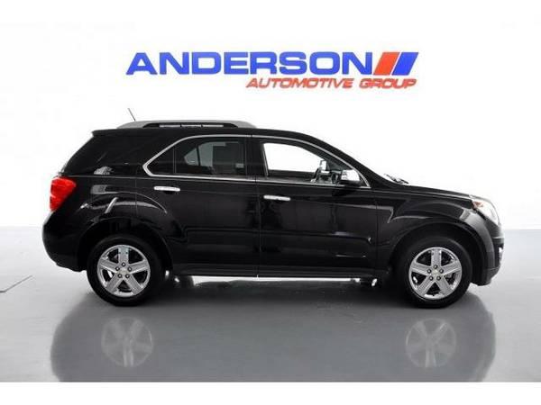 2014 *Chevrolet Equinox* LTZ (Black)