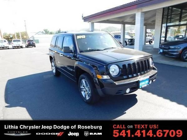 2013 Jeep Patriot SPORT (You Save $2,618 Below KBB Retail)